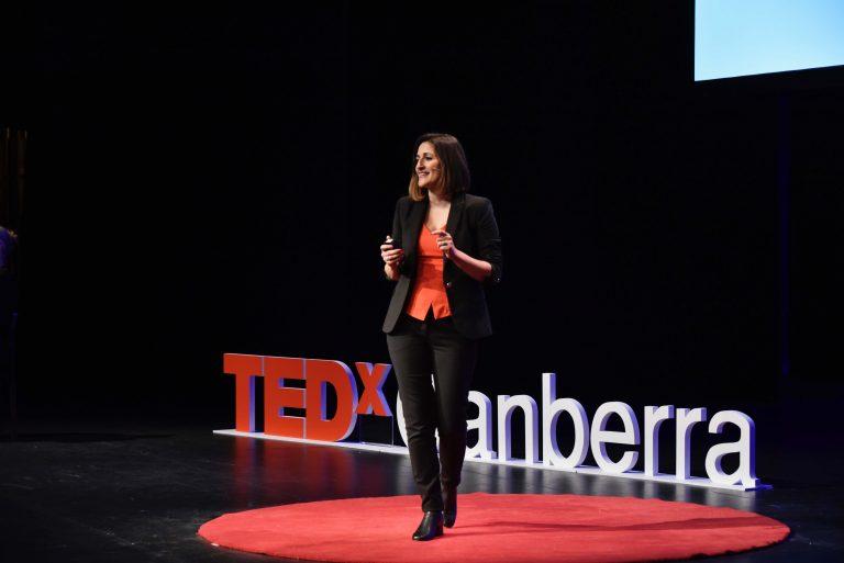 Tedx Canberra Momentum - Grace Costa - 5